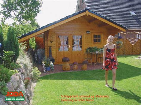 gartenhaus gestalten joda gartenhaus blockbohlenhaus casa 368 x 308 cm bei