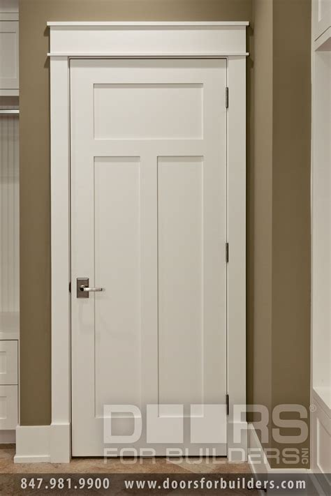 Wood And Style by Craftsman Style Custom Interior Wood Doors Custom Wood