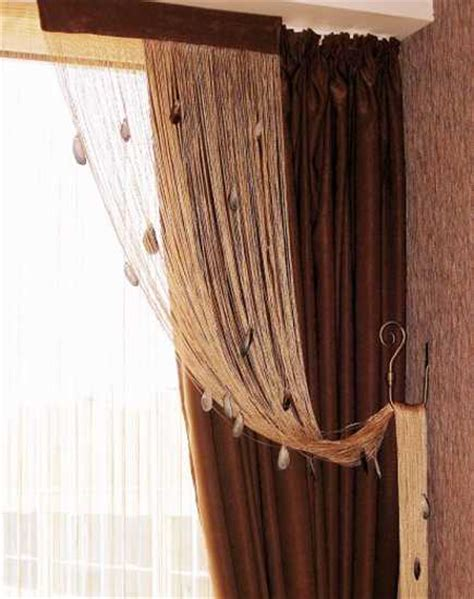 Decorative Curtains Decor Curtain Stylish Decorative Accessories And Interior