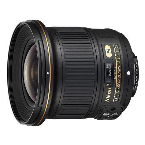 Nikon Af S 20mm F nikon af s nikkor 20mm f 1 8g ed objectif appareil photo