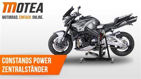 Suzuki Motorrad Youtube by Motorrad Zentralst 228 Nder Constands Power Suzuki B King 1300