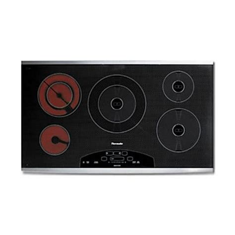 Thermador 36 Induction Cooktop Reviews top electric stove thermador cit365em 36 induction cooktop