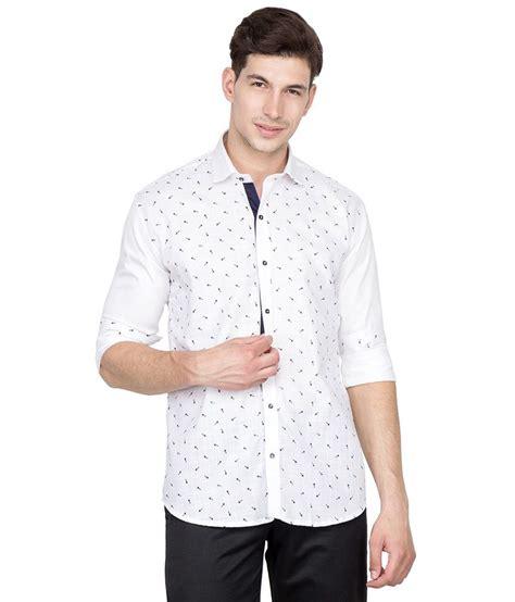 T Shirt By Vilate vilate traders white cotton blend shirt buy vilate