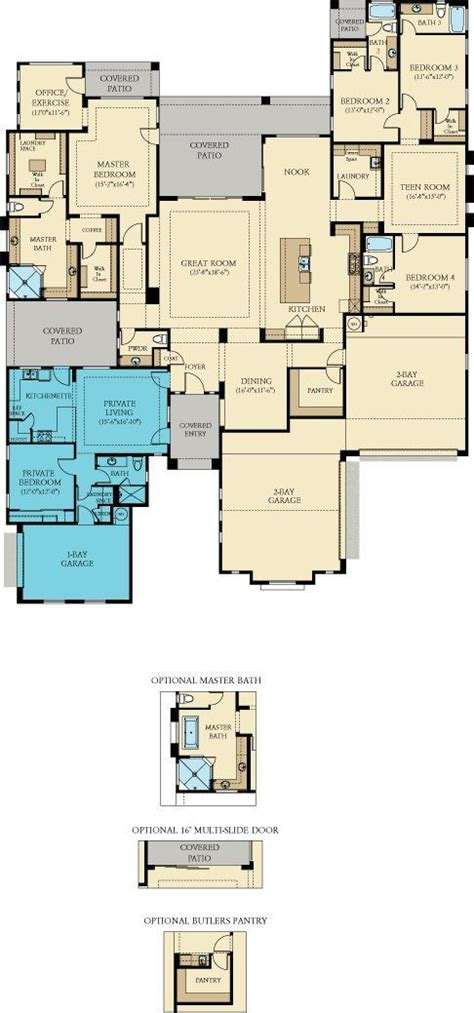 casita floor plans az lennar layton lakes estates 5 bedroom 6 bath with nextgen