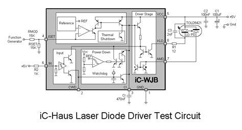 laser diode test circuit sam s laser faq diode lasers