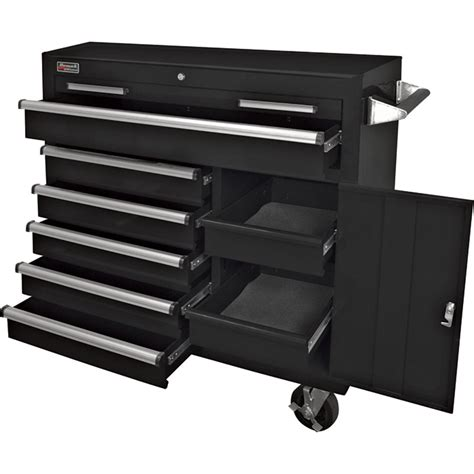 Homak H2pro Side Cabinet by Homak H2pro 41in 6 Drawer Roller Tool Cabinet With 2