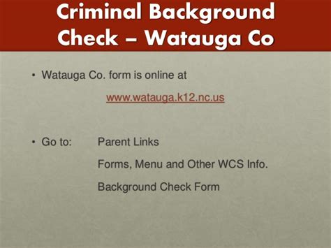Montana Criminal Record Check 2015 Student Teaching Information