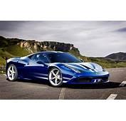 Ferrari 458 Italia Speciale Azul  Wallpapers Gratis