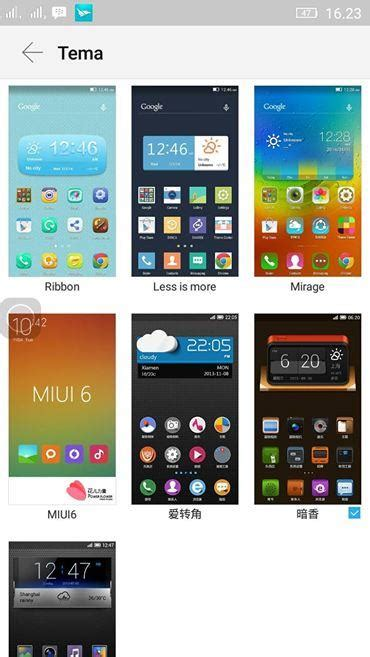 Theme Lenovo A7000 A | download and install themes for lenovo a7000 vibe ui