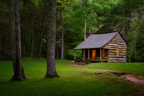 Cabins In Tennessee Mountains by Tennessee Mountains Cabins Wallpaper