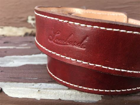 Original Lombardi Automatic Buckle Belt Sabuk Brown 1 lombardi buckleless leather belt impressions 149