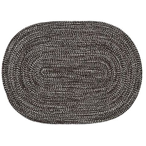 chenille braided rug chenille reversible braided rug 22 quot x 40 quot 8238326 hsn
