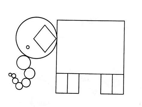figuras geometricas dibujos dibujos con figuras geom 233 tricas t 233 cnicas para clases de