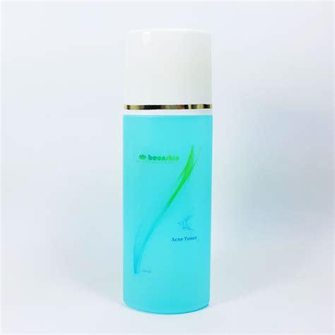 Beonskin Paket Whitening Bpom detil produk toner acne biru