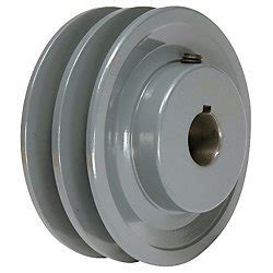Box Fan Ak Ukuran 12 2 50 quot x 5 8 quot v groove pulley sheave