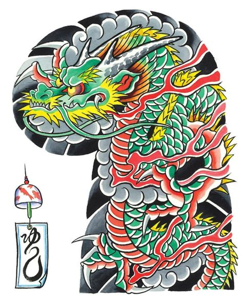 japanese dragon tattoo half sleeve designs garyou tensei 108 japanese sleeve designs by yushi