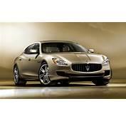 2013 Maserati Quattroporte  Auto Cars Concept