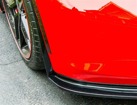 dominion dodge salem va new rpi designs c7 stingray front splitter wheel