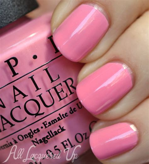 opi nail polish swatches opi couture de minnie nail polish swatches review