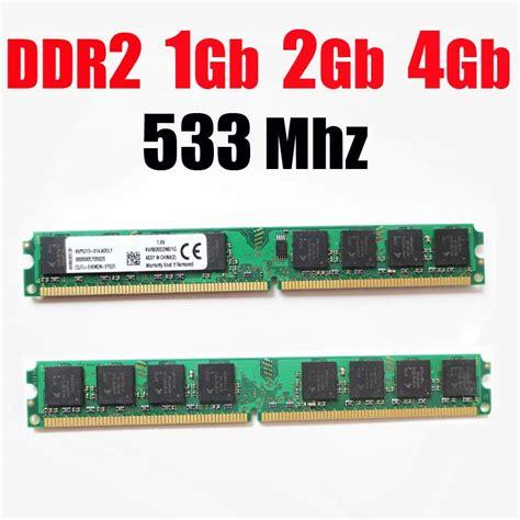 Ram 1 Giga aliexpress buy 1gb ddr2 533mhz ram pc2 4200 ram memoria ddr2 1gb 2g 4 gb 533mhz 533 ddr