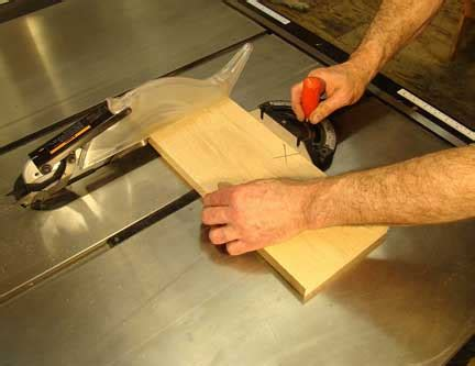 How To Set Up Your Table Saw For Cuts Woodworking