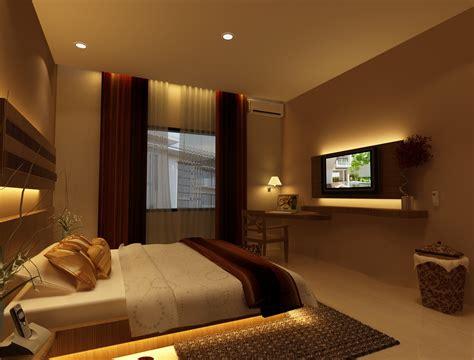 desain kamar tidur utama minimalis ndik home