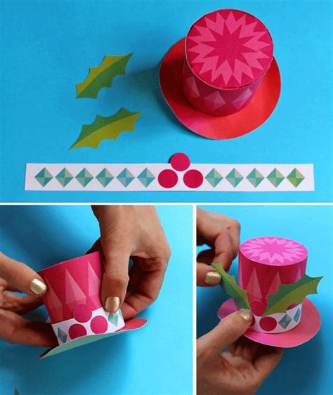 How To Make Paper Top Hats - 79 best diy hats images on costumes sombreros