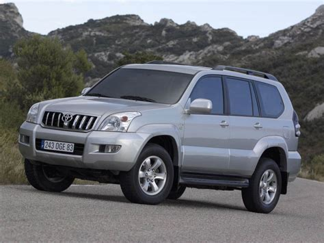 2002 Toyota Land Cruiser by 2002 Toyota Land Cruiser 120 Series Review Top Speed