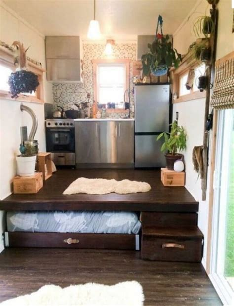 tiny house storage solutions 15 clever tiny house storage solutions microabode