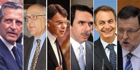 los ltimos espaoles de encuesta 191 qui 233 n es el mejor presidente de la democracia en espa 241 a