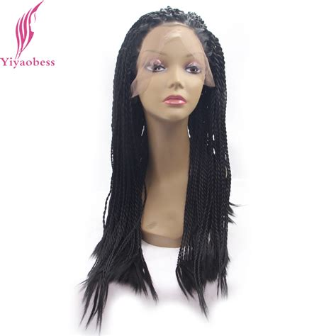 micro braided wigs for black women yiyaobess hand making 1 micro braided wigs for black