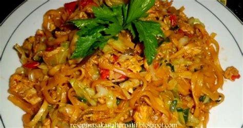 resep mie goreng jawa asli enak pedas dunia  indonesia