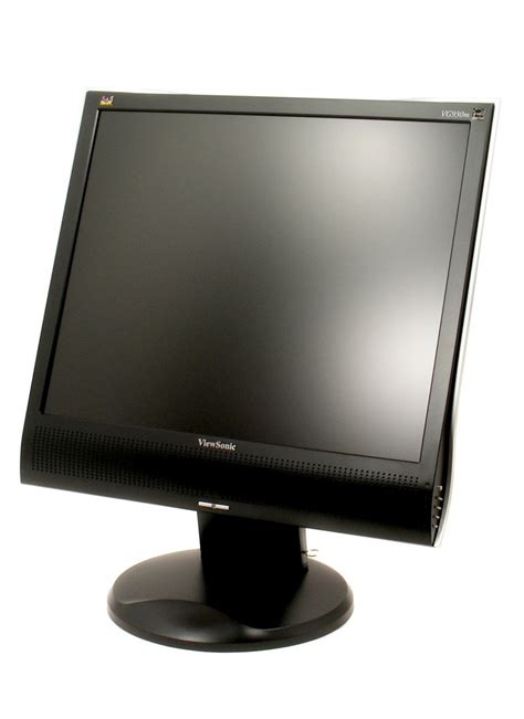 Monitor Lcd Viewsonic 15 viewsonic vg930m 19 lcd monitor with built in speakers pc galore vancouver bc