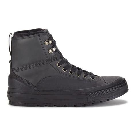 converse s chuck all tekoa leather lace up