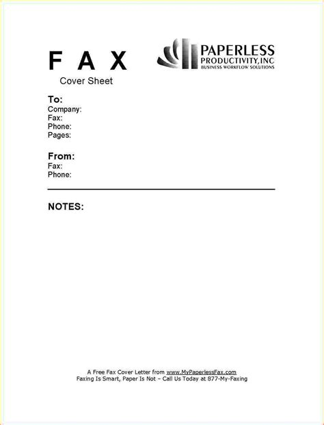 Fax Cover Sheet For Pages Mac Tomyumtumweb Letter Examples