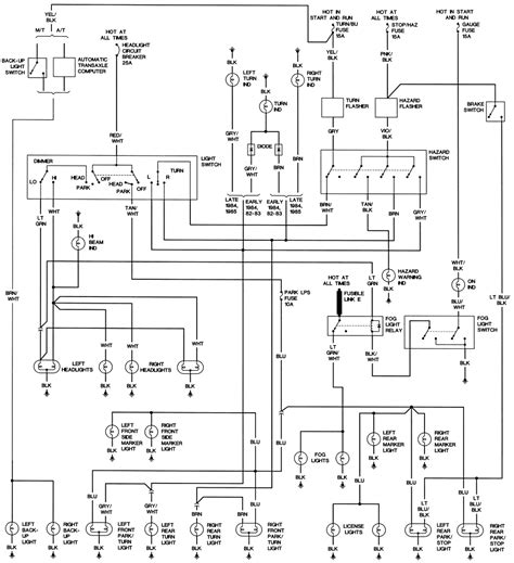 1982 corvette wiring diagram 85 corvette wiring diagram get free image about wiring