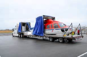 Curtain Side Trailers Evolution Of Helicopter Trailers