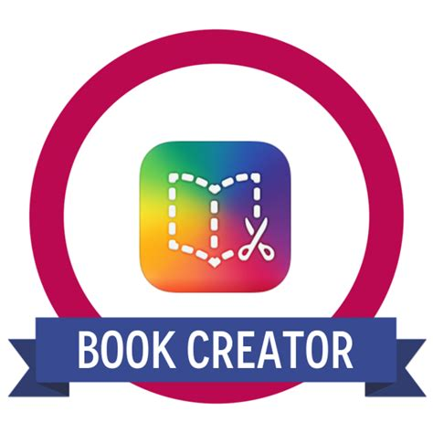 picture book creator p3 book creator work