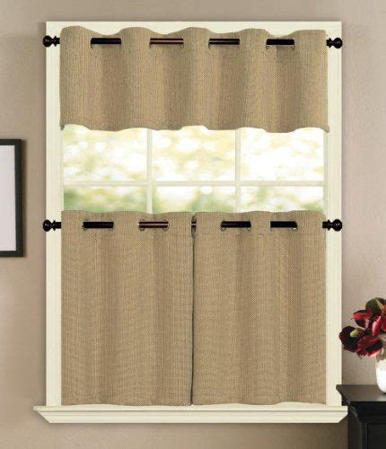 grommet kitchen curtains laurensthoughts