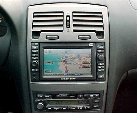 book repair manual 2003 nissan 350z navigation system nissan factory stereo cd dvd changer repair
