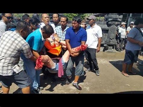 fast boat accident accident meledaknya fast boat cat 2 di perairan padangbai