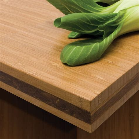 Countertops   Teragren Bamboo Countertops, Traditional