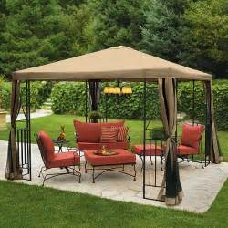 Backyard Patio With Gazebo by Deck Canopies Deck Canopy Patio Covers Place