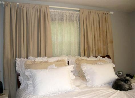 bedroom wall drapes 25 best ideas about brown bedroom curtains on pinterest