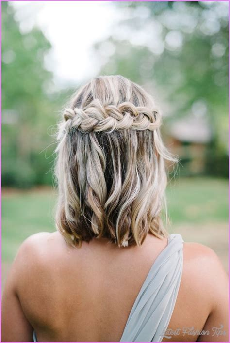 Wedding Hairstyles For Bridesmaids by Wedding Hairstyles For Bridesmaids Latestfashiontips