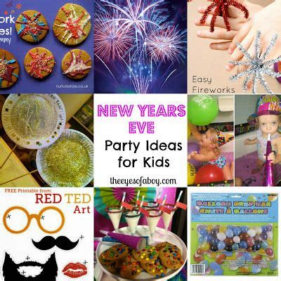54 best images about new year s eve party ideas for kids