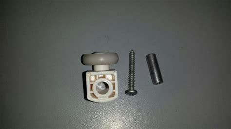 ricambi cuscinetti box doccia ricambio ruota cuscinetti per box doccia ideale marca tda