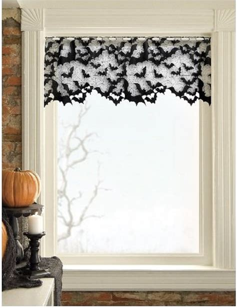 halloween curtain halloween indoor decor home designing