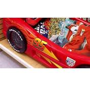 CARS 2 Lightning McQueen BED  YouTube
