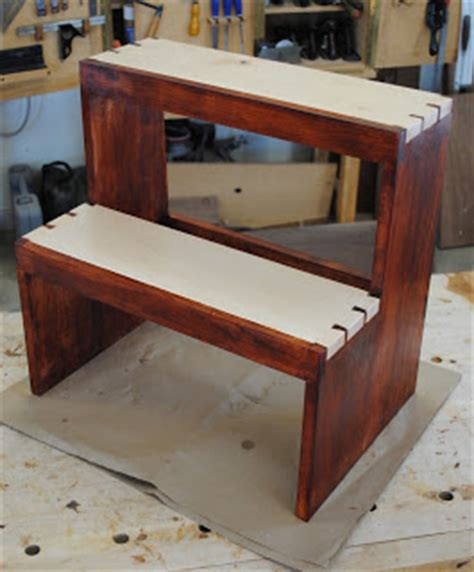 step stool plans woodworking light woodworking unplugged shaker step stool